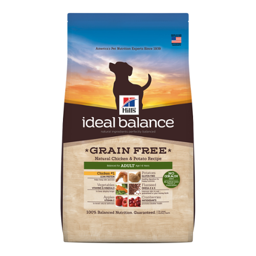 Hill's® Ideal Balance™ Dog Adult Grain Free Dry
