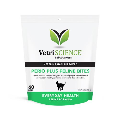 VetriScience® Perio Plus Bites for Cats