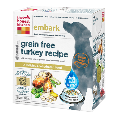 The Honest Kitchen® Embark Dehydrated Grain-Free Food for Dogs