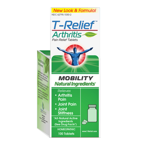 T-Relief™ Arthritis Pain Relief Tablets