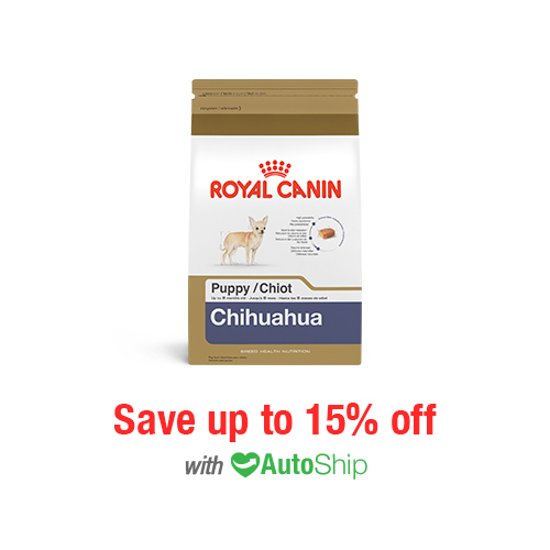 Royal Canin Breed Health Nutrition Chihuahua Puppy Dry