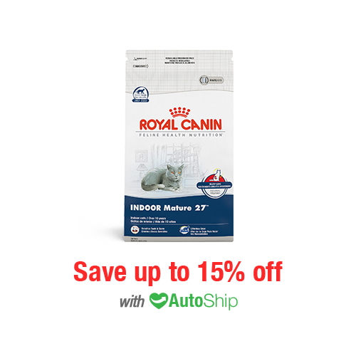 Royal Canin Feline Health Nutrition Indoor Mature Dry
