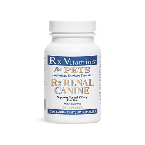 RX Renal Canine Capsules