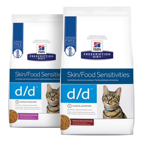 Hill's Prescription Diet® Cat d/d® Dry