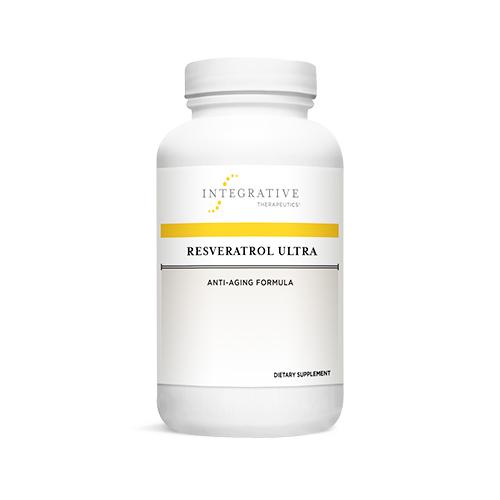 Resveratrol Ultra Anti-Aging Capsules