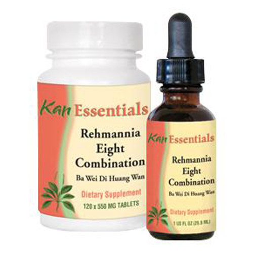 Rehmannia Eight Combination Chinese Herbal