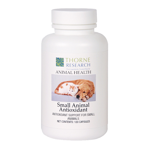 Small Animal Antioxidant Capsules