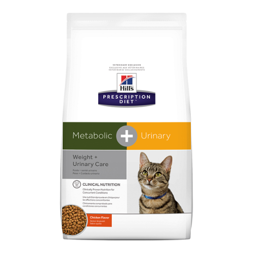 Hill's® Prescription Diet® Cat Metabolic + Urinary Dry