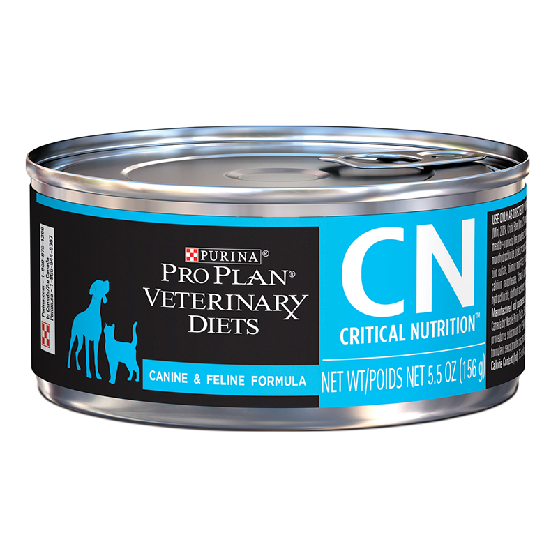 Purina® Pro Plan® Veterinary Diets Dog/Cat CN Critical Nutrition™ Canned