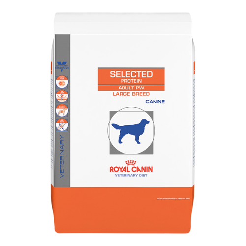 Royal Canin Selected Protein PW Large Breed Dry for Adult Dogs