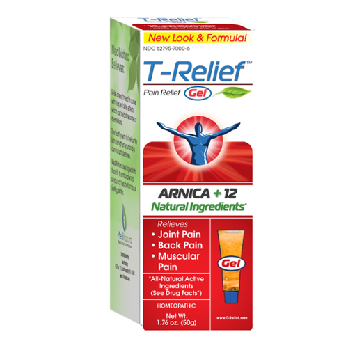 T-Relief™ Pain Relief Gel