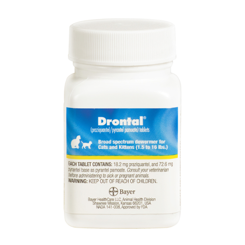Drontal® Tablet for Cats
