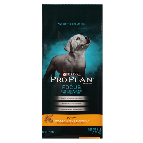 Purina® Pro Plan® Focus Puppy Chicken and Rice Formula Dry
