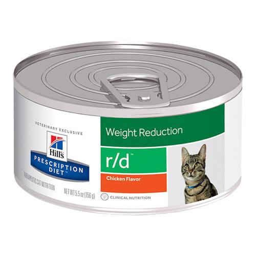 Hill's Prescription Diet® Cat r/d® Liver & Chicken Canned