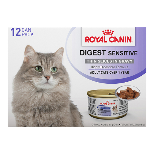 Royal Canin Feline Health Nutrition Digest Sensitive Cans