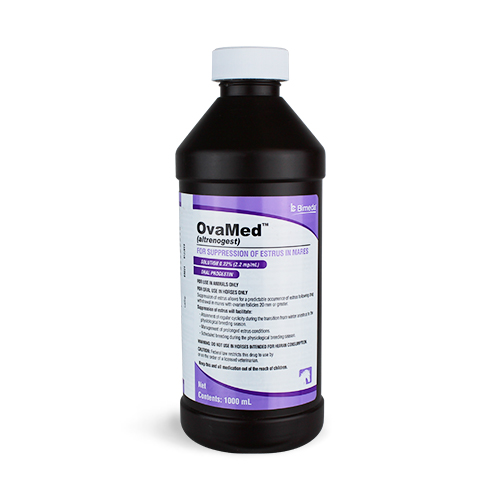 OvaMed™ Solution 0.22%