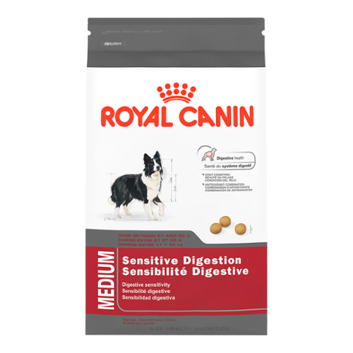 Royal Canin Dog Size Health Nutrition MEDIUM Sensitive Digestion Dry