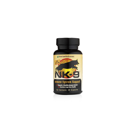 NK-9® Immune System Support Capsules for Dogs & Cats