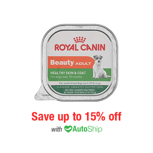 Royal Canin Canine Health Nutrition (Small Dogs) Beauty Adult Trays