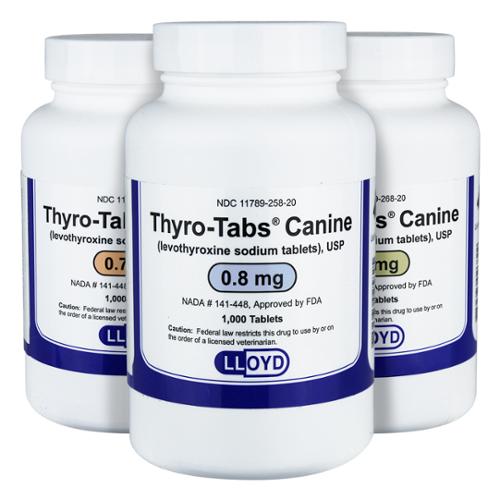 Thyro-Tabs®