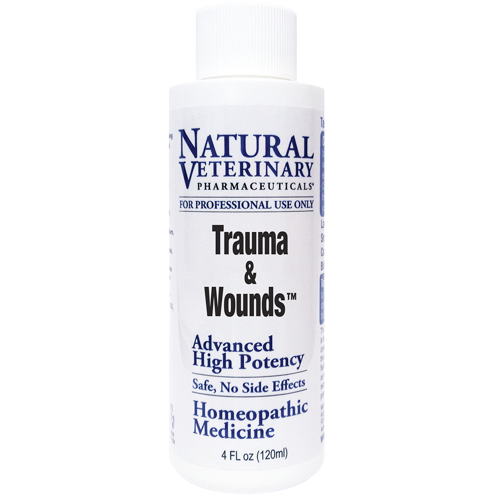 Trauma & Wounds™ Homeopathic Formula