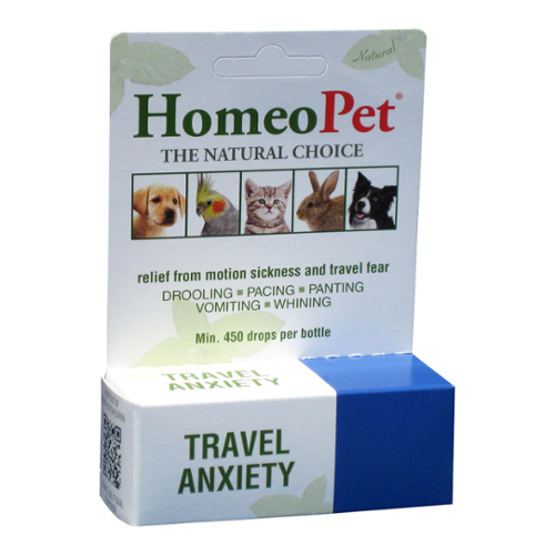 HomeoPet® Anxiety Travel