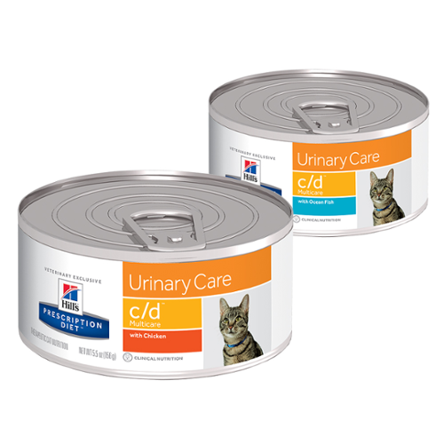 Hill's® Prescription Diet® Cat c/d® Multicare Canned