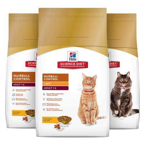 Hill's Science Diet® Cat Hairball Control Dry