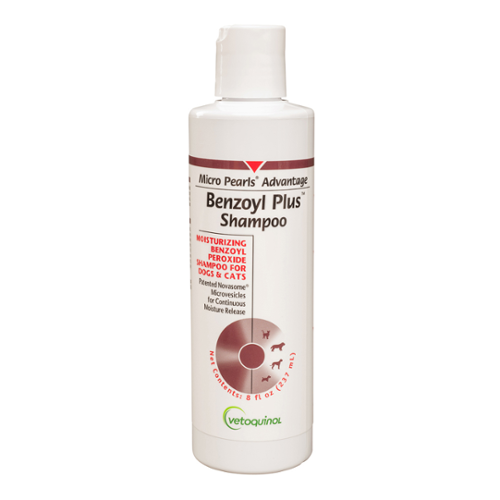 Micro Pearls® Advantage Benzoyl-Plus™ Shampoo