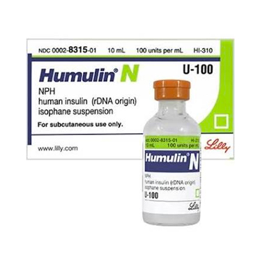 Insulin Humulin N