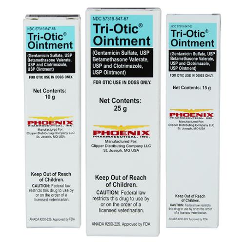 Tri Otic Ointment