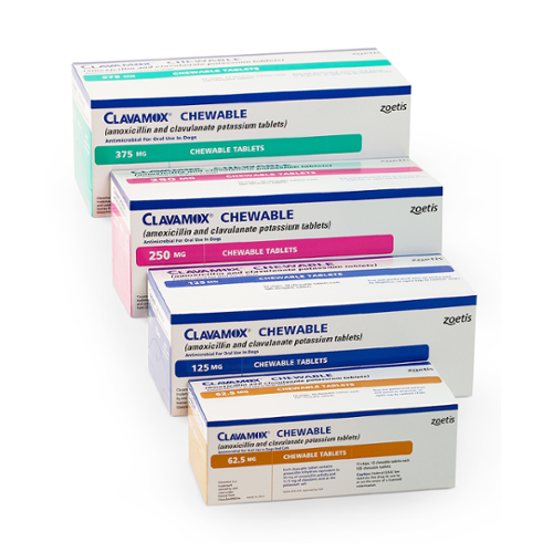 Clavamox® Chewables