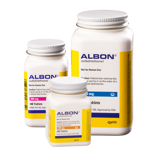 Albon® Tablet