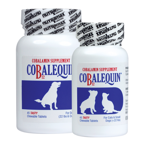 Cobalequin™ Cobalamin Supplement for Cats & Dogs