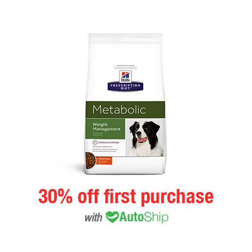 Hill's® Prescription Diet® Dog Metabolic Weight Management Dry