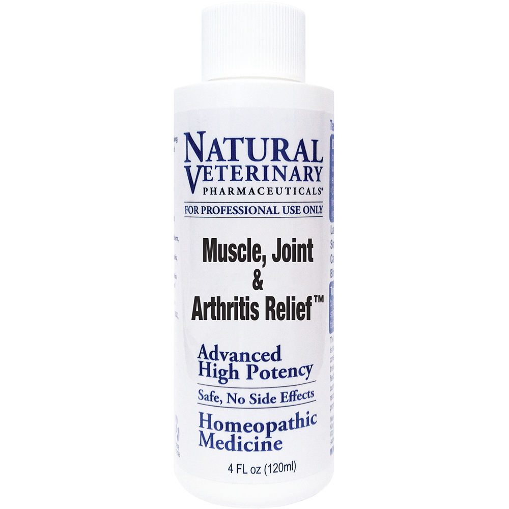 Muscle, Joint & Arthritis Relief™ Homeopathic Formula