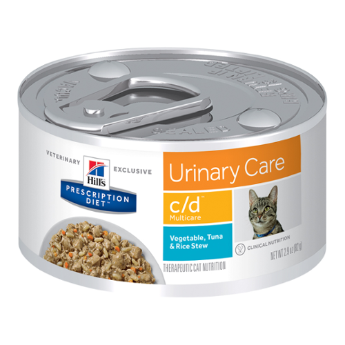 Hill's® Prescription Diet® Cat c/d® Multicare Canned Stew