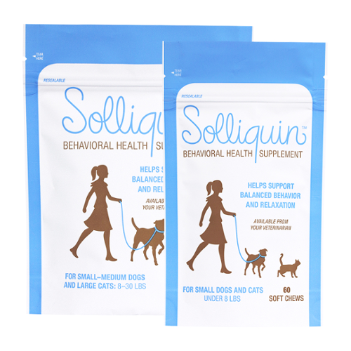 Solliquin™ Soft Chews for Dogs and Cats
