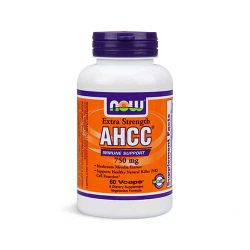NOW® Extra Strength AHCC® Immune Support Capsules