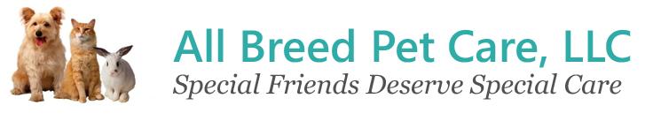 All Breed Pet Care llc