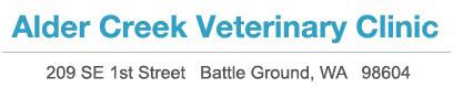 Alder Creek Veterinary Clinic