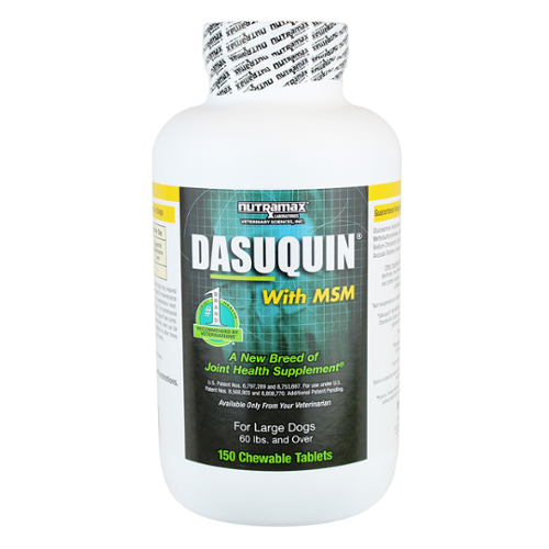 Dasuquin® Chewable Tablets with MSM