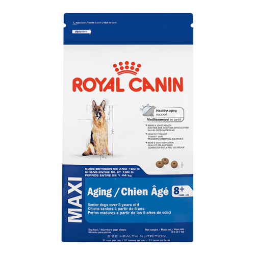Royal Canin Size Health Nutrition MAXI Aging 8+ Dry