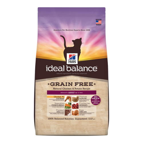 Hill's® Ideal Balance™ Cat Grain Free Adult Dry