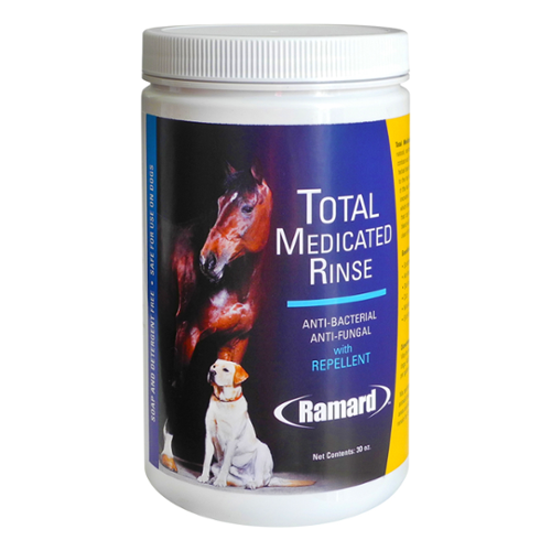 Total Medicated Rinse for Horses