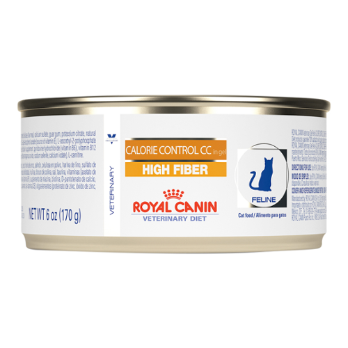 Royal Canin Calorie Control High Fiber Can for Cats