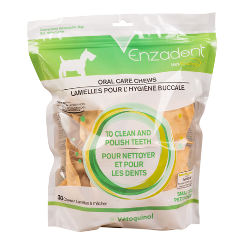 Enzadent™ Oral Care Chews for Dogs