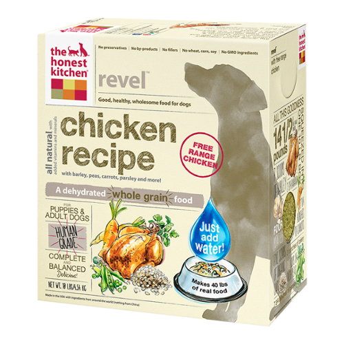 The Honest Kitchen® Revel Dehydrated Food for Dogs