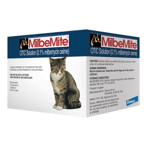 MilbeMite® Otic