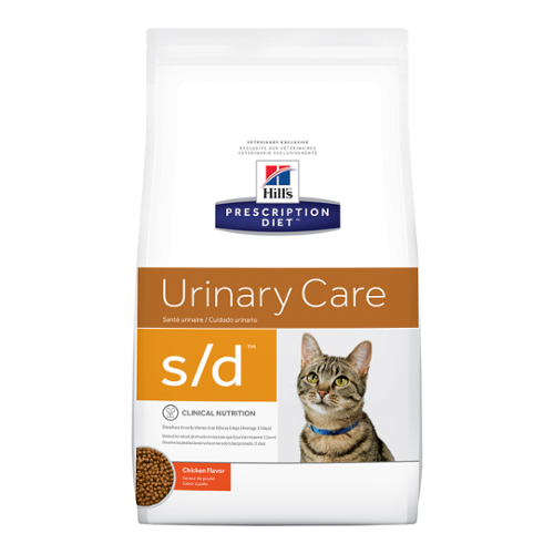 Hill's Prescription Diet® Cat s/d® Dry